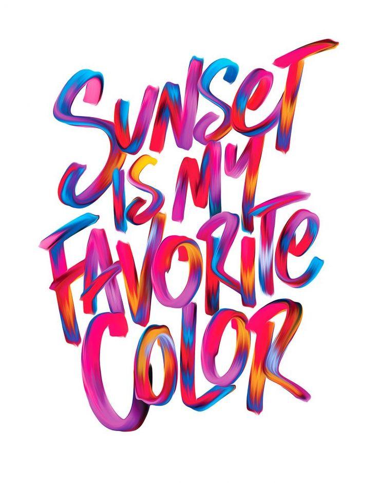 Как называются картинки с надписями разноцветные
