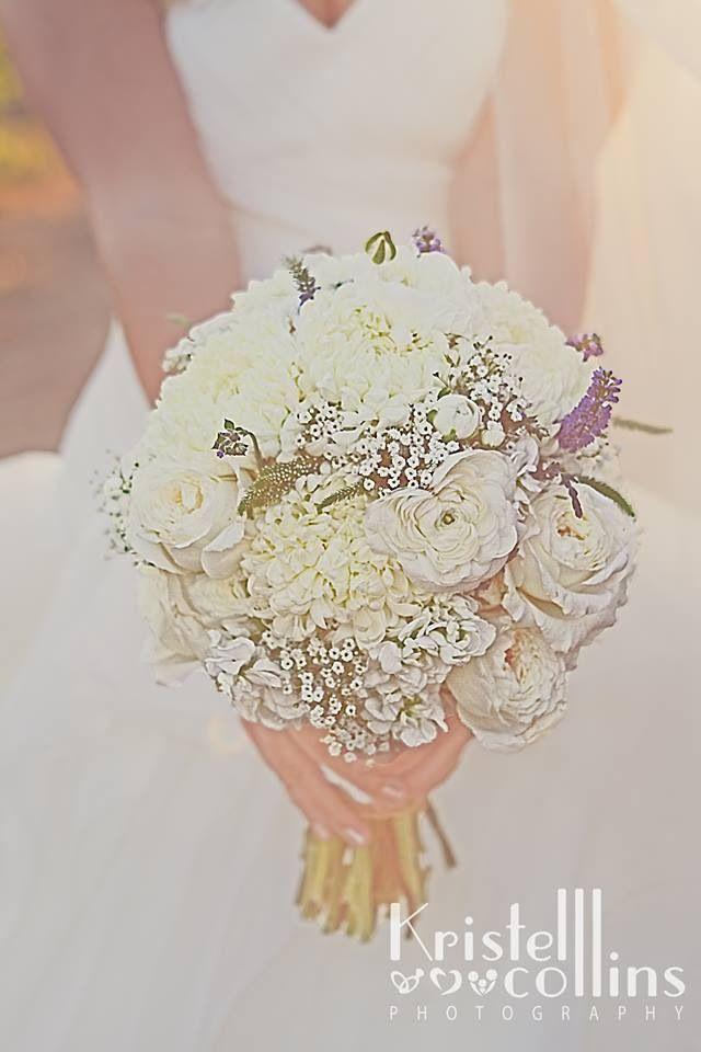 The bouquet!