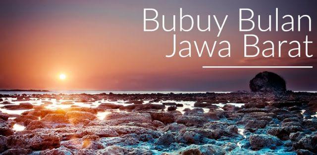 Lirik Lagu Bubuy Bulan - Jawa Barat