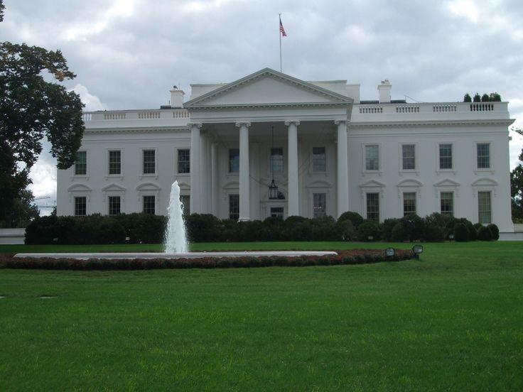 La famosa Casa Bianca