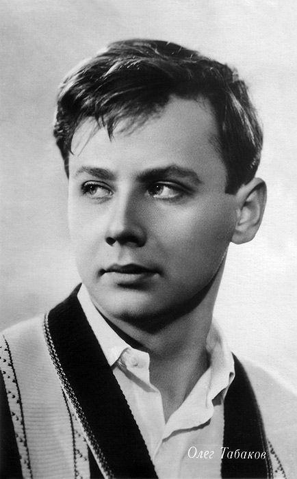 Олег Табаков (Oleg Tabakov), great Soviet actor