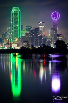 Dallas Skyline  _____________________________ Bildgestalter http://www.bildgestalter.net