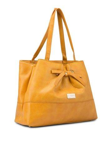 Trendy Weekend Tote Bag from AR by Alfio Raldo in brown_2