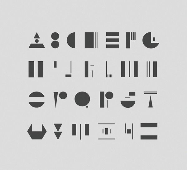 Experimental Typography on Typography Served