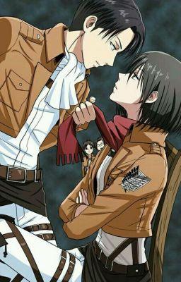 A Mikasa le gusta El capitán Levi y ambos se gustan  #fanfic # Fanfic # amreading # books # wattpad
