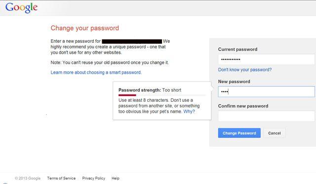 Password Meters' Impact on Password Strength