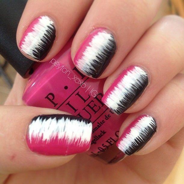 best 25 cool nail designs ideas on pinterest pretty nail designs cool nail art and galaxy nail art - Cool Nail Design Ideas