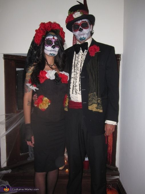 Dia De Los Muertos Costumes - Photo 5/5
