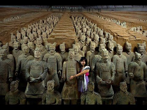 #Documental  Los Soldados De Terracota  proZesa documental historia video youtube