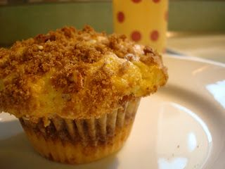 Coffee Cake Muffins | Hot Dinner Happy Home