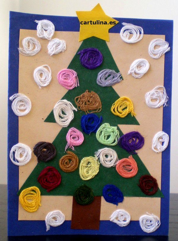 17 best images about navidad on pinterest manualidades - Como hacer tarjetas de navidad ...