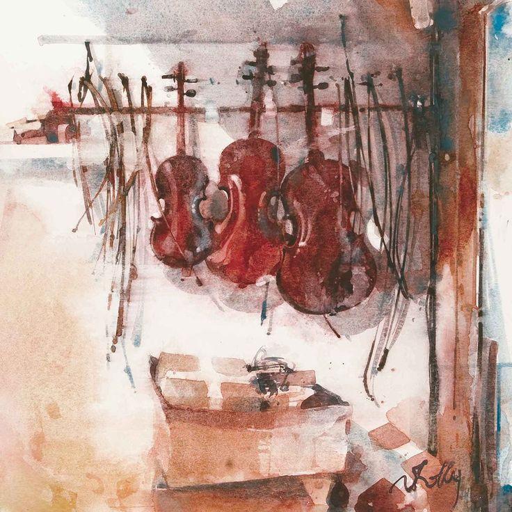 Four Elements Watercolour Artist Tuffytats: 47 Best Marc Folly Images On Pinterest