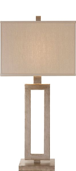Table Lamps, Silver Leaf Modern Table Lamp, so contemporary, one of over 3,000 limited production interior design inspirations inc, furniture, lighting, mirrors, tabletop accents and gift ideas to enjoy pin and share at InStyle Decor Beverly Hills Hollywood Luxury Home Decor enjoy & happy pinning