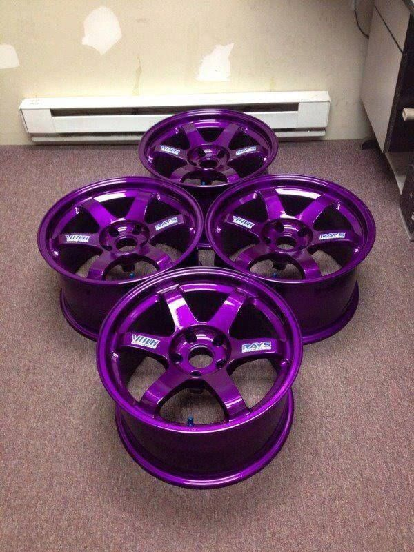 The best looking wheels ever by Volk Racing