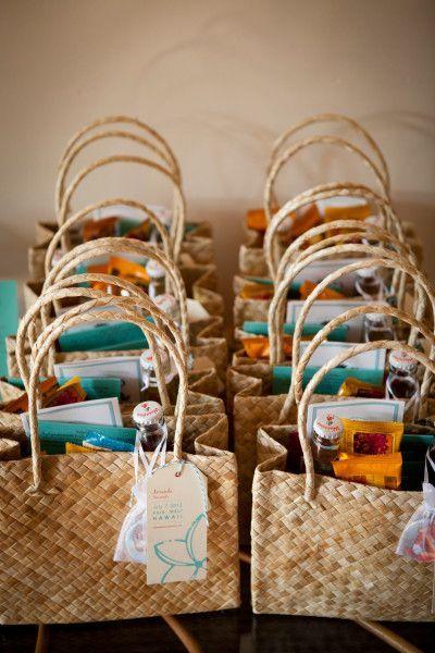"""10 idées de """"welcome bag"""" pour mes invités - Les invitations et faire-part…"""