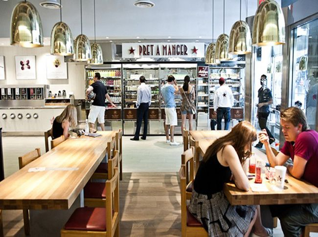 assignment 1 pret a manger Pret a manger's marketing boss on succeeding without for the 52 weeks to 1 january 2015, pret a manger is a food-on-the-go pret's internal.