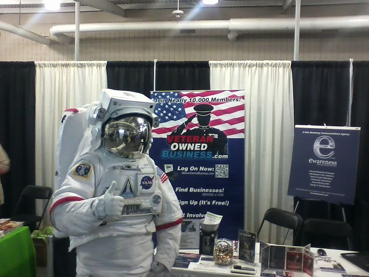 Veteran Owned Business (.com), was an exhibitor at the recent The NASA/KSC HUBZone Industry Day and Expo (EXPO) held in Port Canaveral, Florida.  The event linked NASA, the 45th Space Wing, prime contractors such as Boeing, Lockheed Martin, United Launch Alliance, Unite Space Alliance and other Government Agencies with hundreds of Small Businesses, Government Contractors, Subcontractors, Suppliers and Vendors.