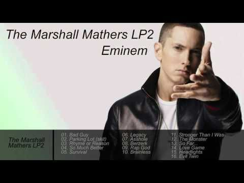 The Marshall Mathers LP2 || Eminem