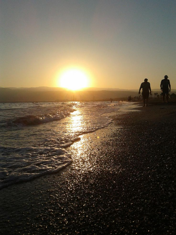 sunset in tasucu/mersin/Turkey