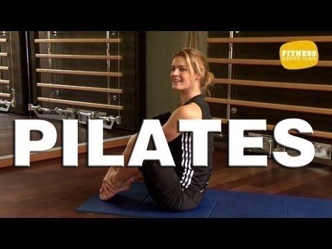 Fitness Master Class - Pilates - Exercices de Pilates pour débutant