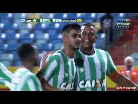 Goias Esporte Clube vs Sampaio Correa - http://www.footballreplay.net/football/2016/11/22/goias-esporte-clube-vs-sampaio-correa/