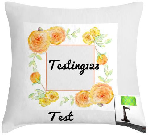 I designed this pillow at Lamps Plus! You can too! Visit http://www.lampsplus.com/customphoto/editor#load/575bf5f65d17777a