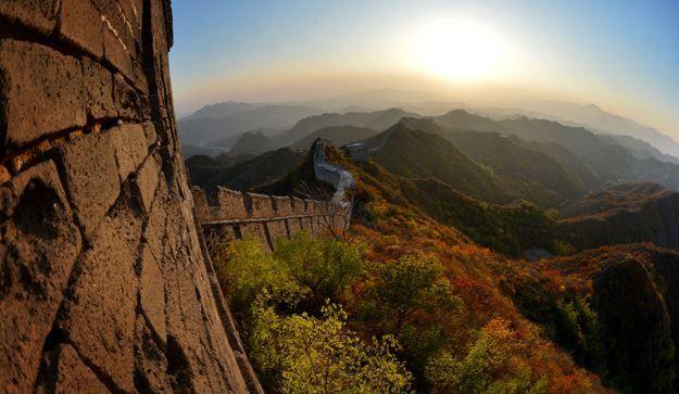 La Gran Muralla china desaparece y no tiene quién la proteja http://befamouss.forumfree.it/?t=71108918