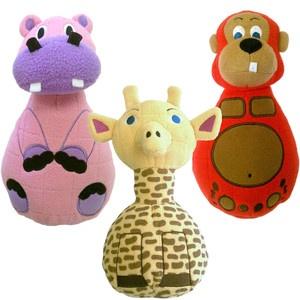 Wobbles Animal Toy Set Large