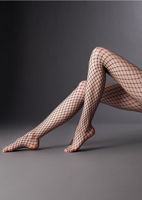 * Fashionable Fish Net Stockings * One size fits most