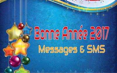 Messages et SMS pour l'An 2017