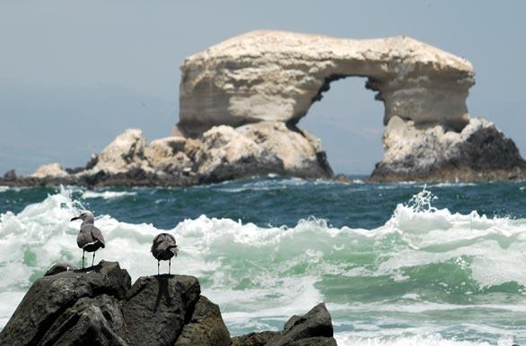 La Portada de Antofagasta / Chile