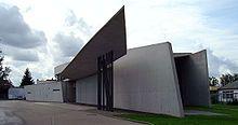 Zaha Hadid - Vitra fire station, Weil am Rhein, Germany