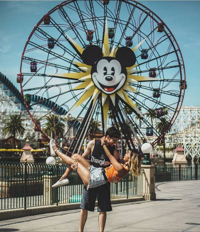 Relationship Goal. Disney world. Perfect couple. Romance. Perfect date