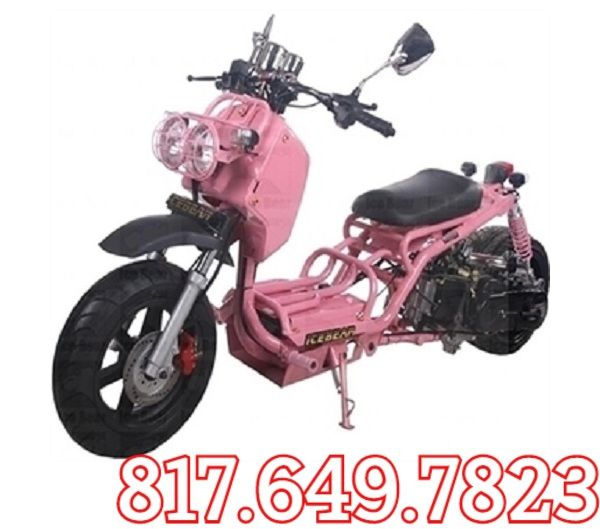 Buy New 150cc Fully Automatic Pmz50 19 Scooter High End 50cc Scooters For Sale Moped Scooters For Sale