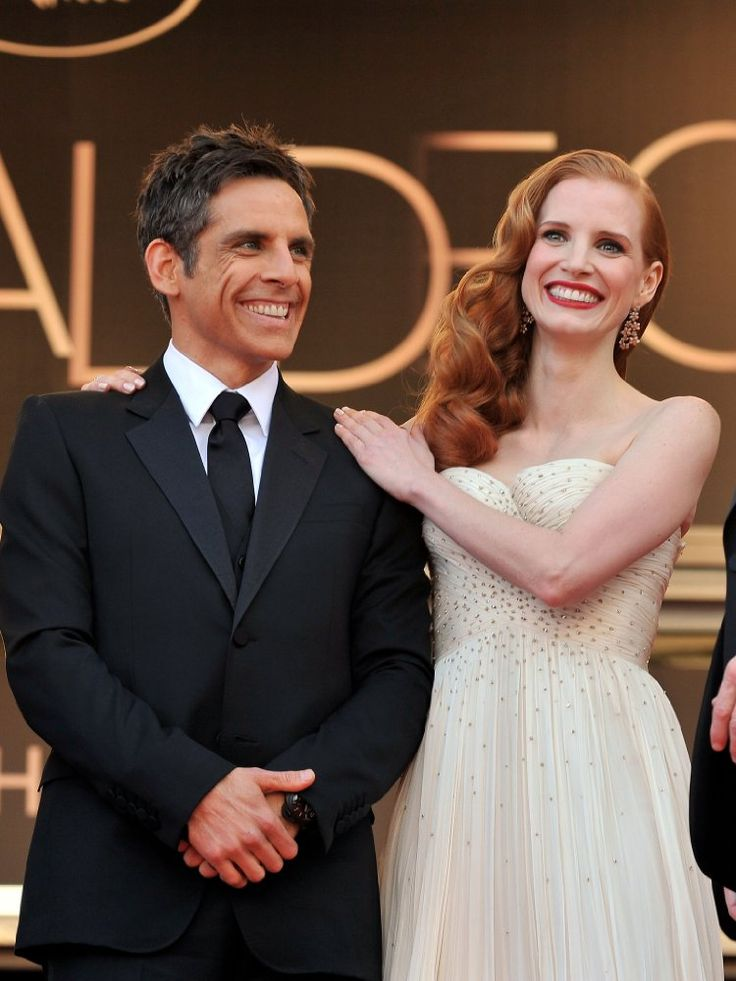 Jessica Chastain, Actress: The Martian. Jessica Michelle Chastain was born in Sacramento, California, and was raised in a middle-class household in a northern California suburb. Her mother, Jerri Chastain, is a vegan chef whose family is originally from Kansas, and her stepfather is a fireman. She discovered dance at the age of nine and was in a dance troupe by age thirteen. She began performing in Shakespearean productions all over ...