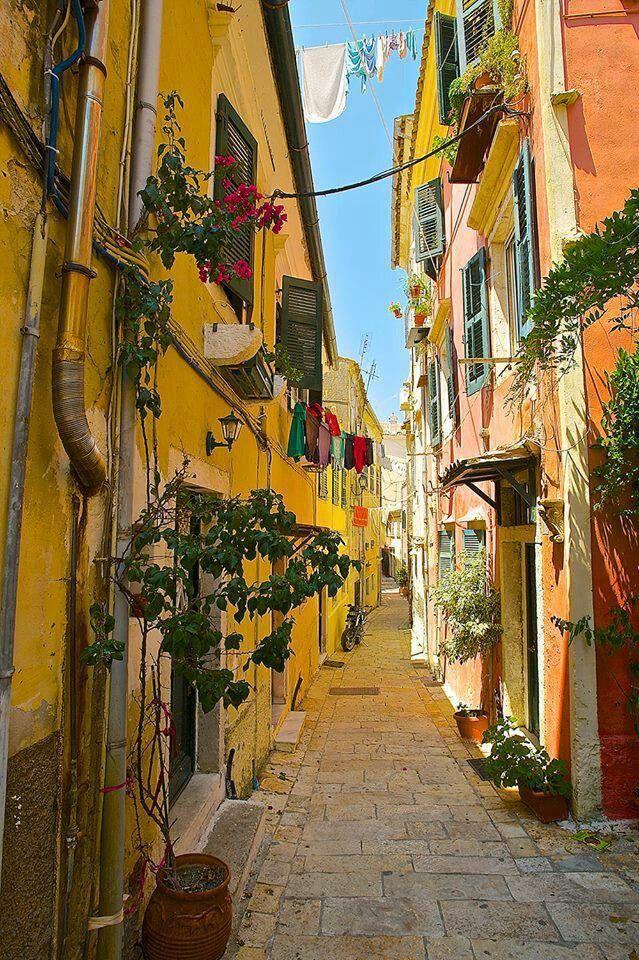 Corfu (UNESCO) - Corfu, Ionian Islands, Greece