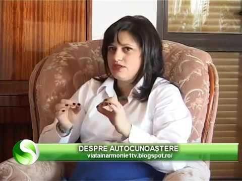Niculina Gheorghiță invitată la Viața în armonie Despre Autocunoaștere, ...