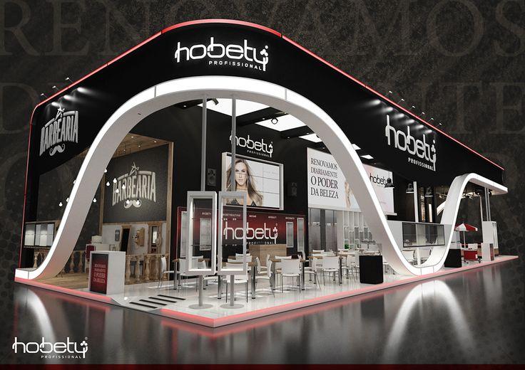 Hobety - Beauty Fair 2017 on Behance