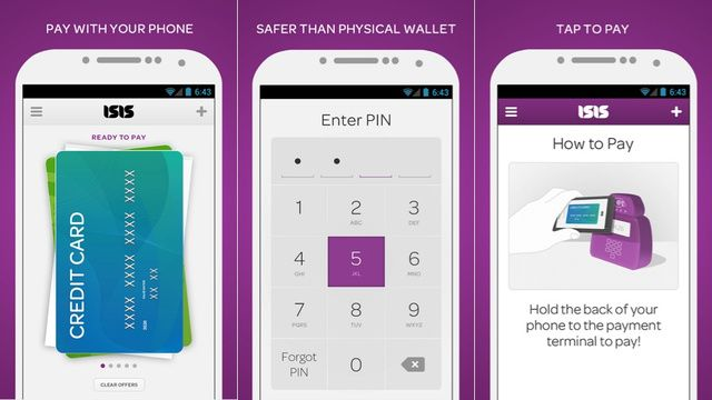 The First Carrier-Backed Mobile Wallet Is Now Out For Real