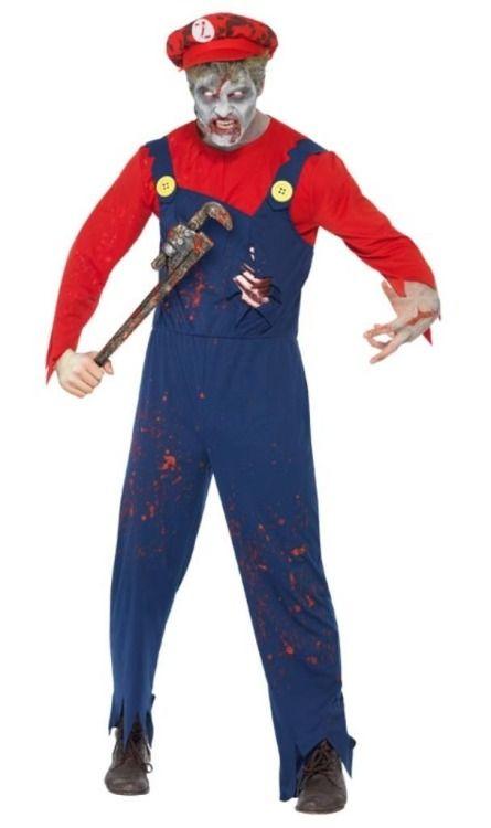 Zombie Klempner, Größe:L