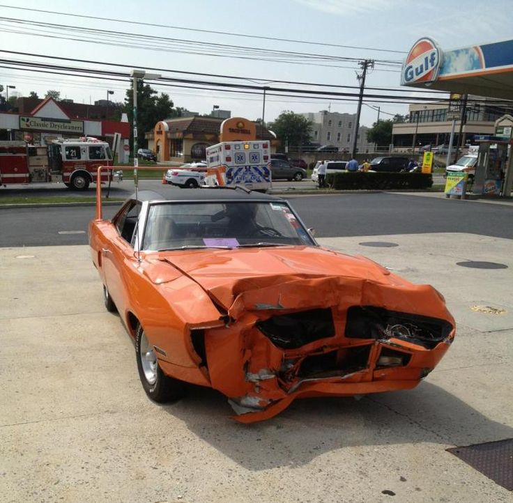 105 best Wrecked Muscle Cars images on Pinterest | Muscle cars ...