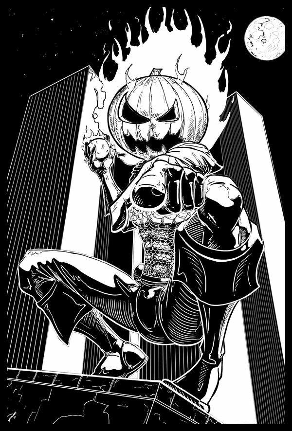 44 best Jack O\' Lantern images on Pinterest   Comic book, Comic ...