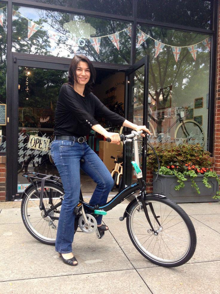 Tern Castro D8 bicycle