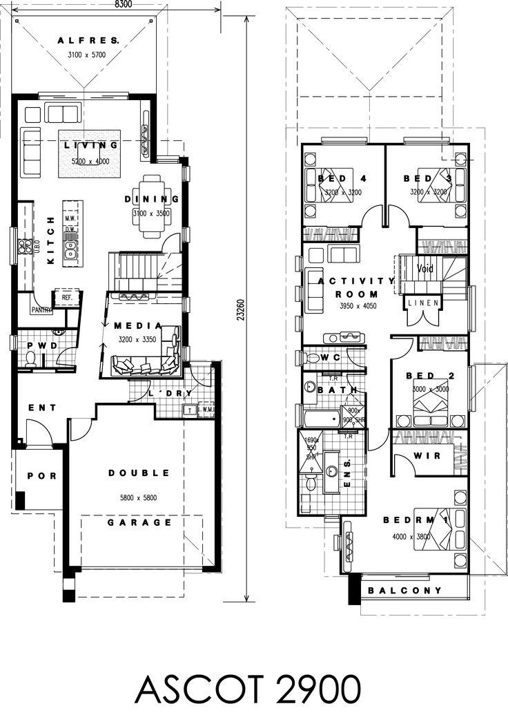 Ascot 2900 - Planbuild
