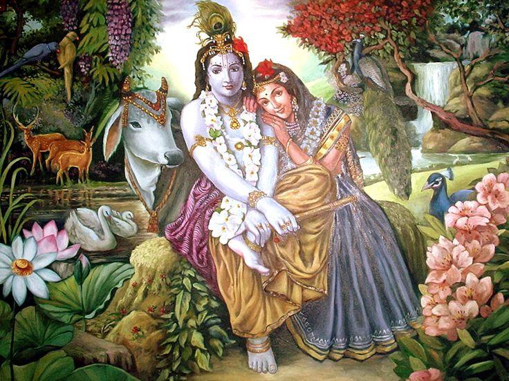 lord radha krishna gallery