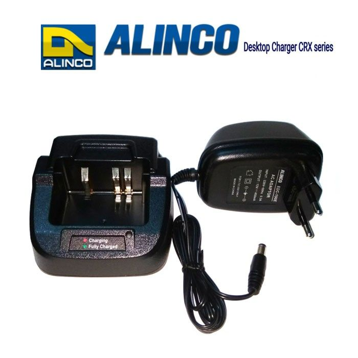 Charger HT Alinco DJ CRX5 CRX4 CRX3 CRX2 CRX1 | Alinco | Radio