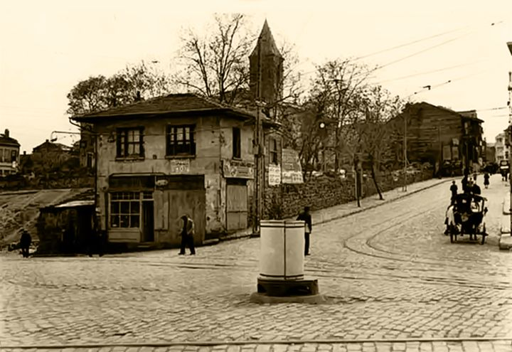 Kadıköy Altıyol - 1940 'lar.