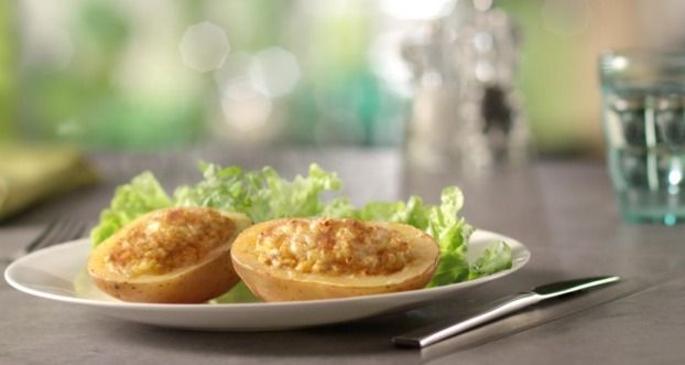 Recette - Pommes de terre gratinées au four | Notée 4/5