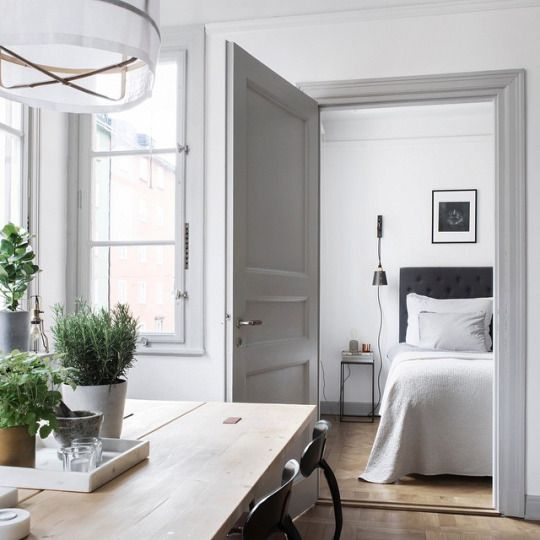 Ideal Interiors Working With Light Grey Paint: 25+ Best Ideas About Grey Trim On Pinterest