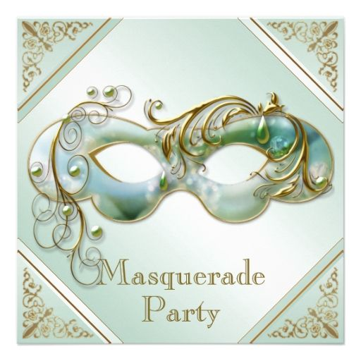 Invitations Masquerade was perfect invitations layout